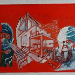 Outsiderart galerie Vialumina Dordrecht 36-2020