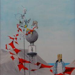 Vincent de Bruijn Outsiderart Vialumina Dordrecht