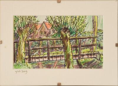 Outsider art galerie Via Lumina Dordrecht