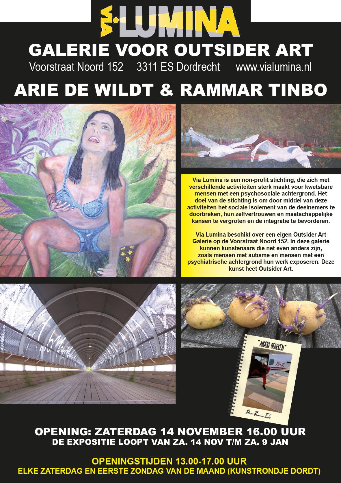 Arie en Rammar