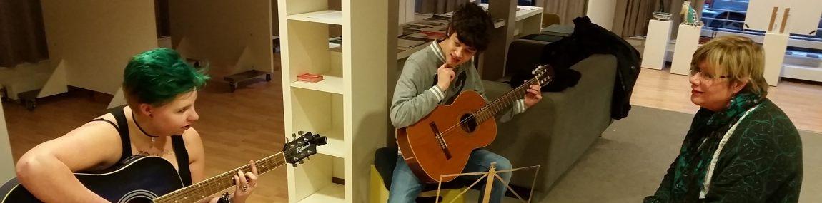 Muzieklessen
